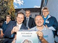 Sichere Räume für Kinder (Rheinische Post)