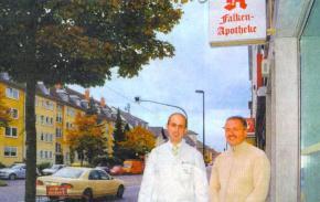 Zum Einkauf ins Viertel (Rheinische Post)