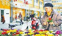 Gute Noten vom Handel (Rheinische Post)